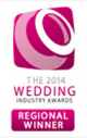 The 2014 Wedding industry awards